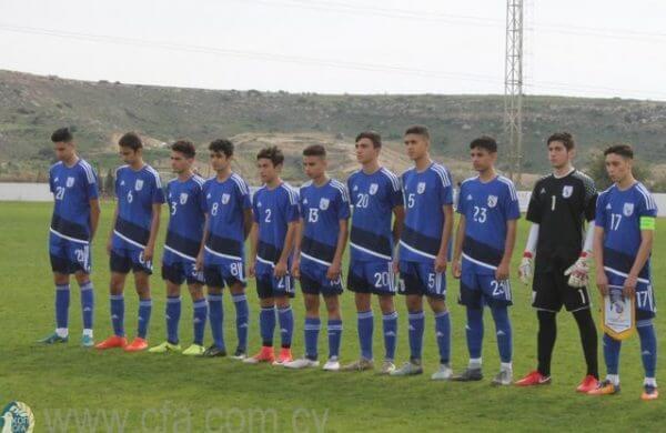 ΑΚΑΔΗΜΙΑ ΠΟΔΟΣΦΑΙΡΟΥ | Τέσσερις ποδοσφαιριστές της ΟΜΟΝΟΙΑΣ στην Εθνική U14