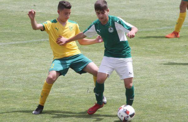 ΑΚΑΔΗΜΙΑ ΠΟΔΟΣΦΑΙΡΟΥ | Επτά ποδοσφαιριστές της ΟΜΟΝΟΙΑΣ στις εθνικές U14 και U15