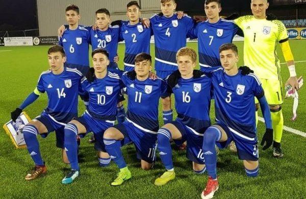 ΑΚΑΔΗΜΙΑ ΠΟΔΟΣΦΑΙΡΟΥ | Έξι ποδοσφαιριστές της ΟΜΟΝΟΙΑΣ βασικοί στο παιχνίδι της εθνικής U14