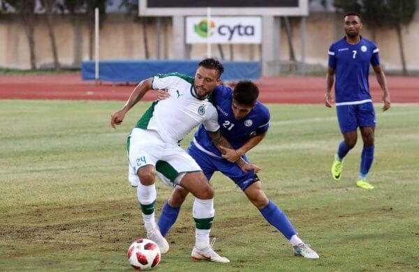 Match Report: Ήττα στο φιλικό με 2-1 από την ΕΝΠ
