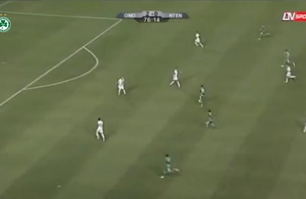 «Αξέχαστα Γκολ»: Δημήτρης Χριστοφή (2011-12, ΟΜΟΝΟΙΑ – ADO Den Haag 3-0)