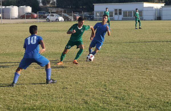 ΑΚΑΔΗΜΙΑ | Τρίτη σερί ισοπαλία για την ΟΜΟΝΟΙΑ U16, 1-1 με την ΑΕΚ