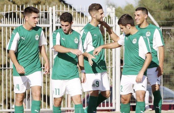 ΑΚΑΔΗΜΙΑ   Πρώτη νίκη με 1-2 για την ΟΜΟΝΟΙΑ U19, απέναντι στον Ολυμπιακό
