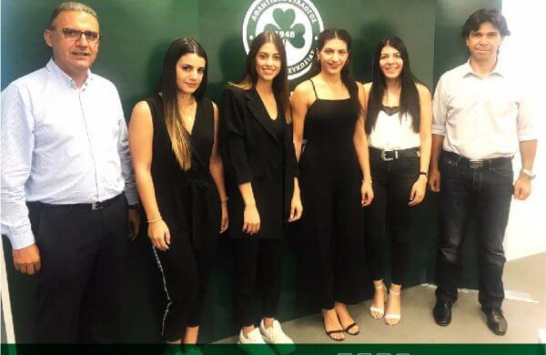 Συνεργασία με τέσσερις διατροφολόγους για την Ακαδημία Ποδοσφαίρου