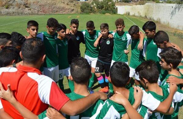 ΑΚΑΔΗΜΙΑ | Νίκη με 2-6 για την ΟΜΟΝΟΙΑ U14, απέναντι στον Διγενή Μόρφου
