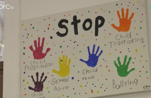 Όμορφες στιγμές από την επίσκεψη της ΟΜΟΝΟΙΑΣ στο HOPE FOR CHILDREN