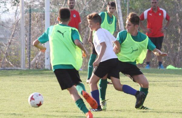 ΑΚΑΔΗΜΙΑ | Νίκη με 2-0 για την ΟΜΟΝΟΙΑ U14 απέναντι στη Δόξα