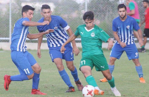 ΑΚΑΔΗΜΙΑ | Το Σάββατο απέναντι στον Απόλλωνα η ΟΜΟΝΟΙΑ U19 (δηλώσεις Χ. Χαραλάμπους)