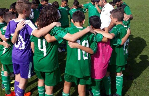 ΑΚΑΔΗΜΙΑ | Νίκη με 0-6 απέναντι στη Νέα Σαλαμίνα για την ΟΜΟΝΟΙΑ U13