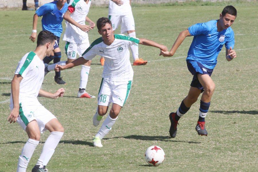 ΑΚΑΔΗΜΙΑ | Νίκη με 5-0 για την ΟΜΟΝΟΙΑ U16 σε βάρος της ΕΝΠ