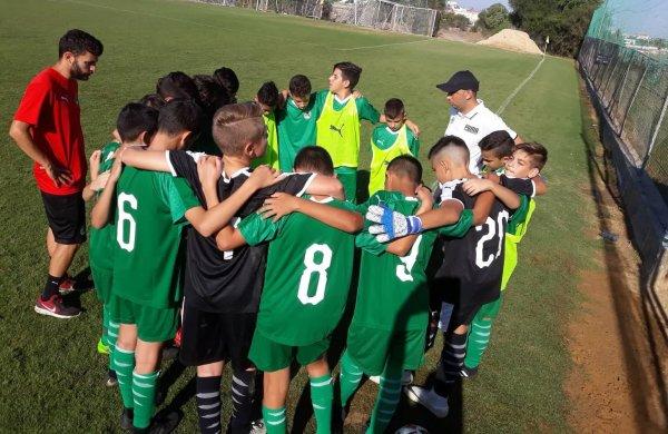 ΑΚΑΔΗΜΙΑ | Νίκη με 0-7 για την ΟΜΟΝΟΙΑ U13!