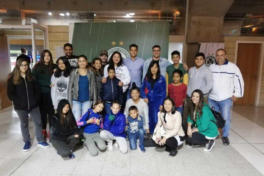 Το «Sistema Cyprus» φιλοξένησε η ΟΜΟΝΟΙΑ στο Θεωρείο 24 του σταδίου ΓΣΠ