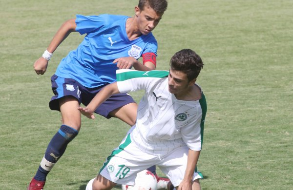 ΑΚΑΔΗΜΙΑ | Στόχος η νίκη απέναντι στον Ολυμπιακό για την ΟΜΟΝΟΙΑ U16 (δηλώσεις Φλωρεντίνου Σαμάνη)