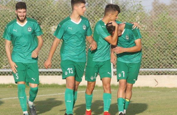 ΑΚΑΔΗΜΙΑ   Σπουδαία ανατροπή και διπλό στη Λεμεσό για την ΟΜΟΝΟΙΑ U19, εφτά στα εφτά και κορυφή!