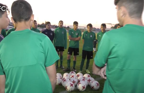 H ΟΜΟΝΟΙΑ μέσα από τα μάτια των νεαρών ποδοσφαιριστών της!