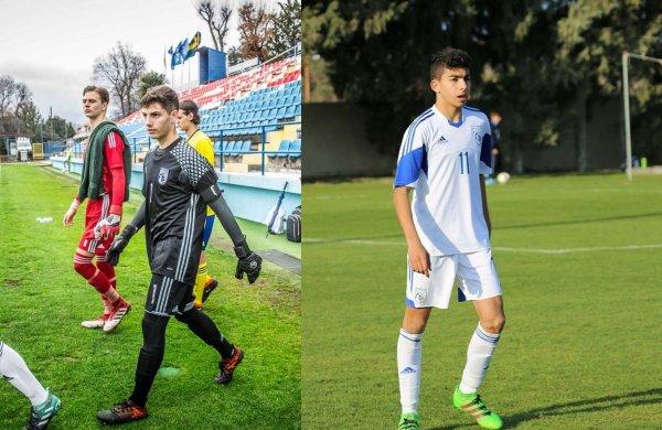 ΑΚΑΔΗΜΙΑ | Νικολάου και Κακουλλής στην κλήση της Εθνικής U19