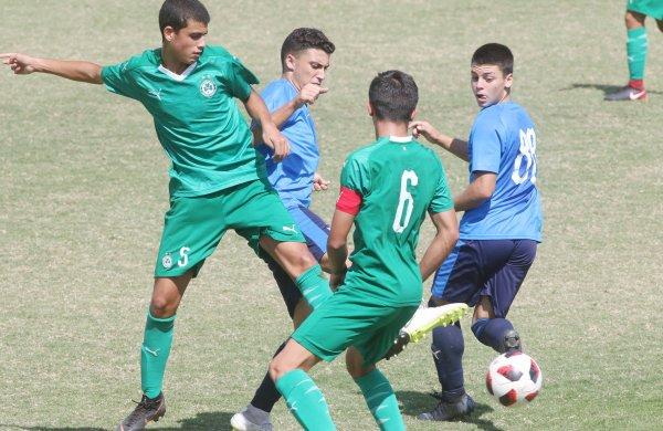 ΑΚΑΔΗΜΙΑ   Τρίτη συνεχόμενη νίκη για την ΟΜΟΝΟΙΑ U17, πλησιάζει τις πρώτες θέσεις