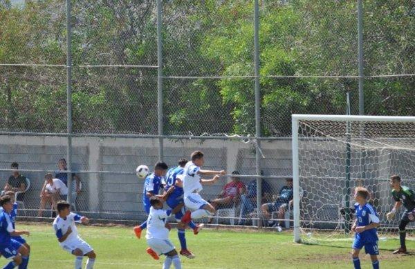 ΑΚΑΔΗΜΙΑ | Τρεις ποδοσφαιριστές της ΟΜΟΝΟΙΑΣ στην κλήση της Εθνικής U14