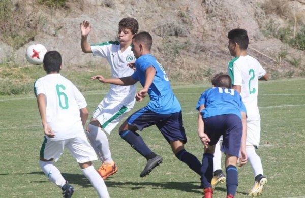 ΑΚΑΔΗΜΙΑ   Επιστροφή στις νίκες για την ΟΜΟΝΟΙΑ U16