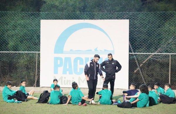 ΑΚΑΔΗΜΙΑ | Στοχεύει στην τρίτη σερί νίκη η ΟΜΟΝΟΙΑ U13