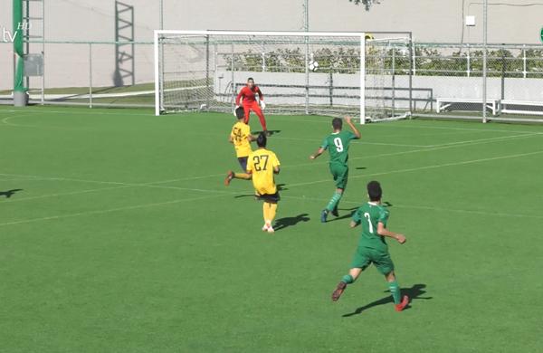 Στιγμιότυπα | U15: ΑΕΛ – ΟΜΟΝΟΙΑ 0-1 (17η αγωνιστική 2018-19)