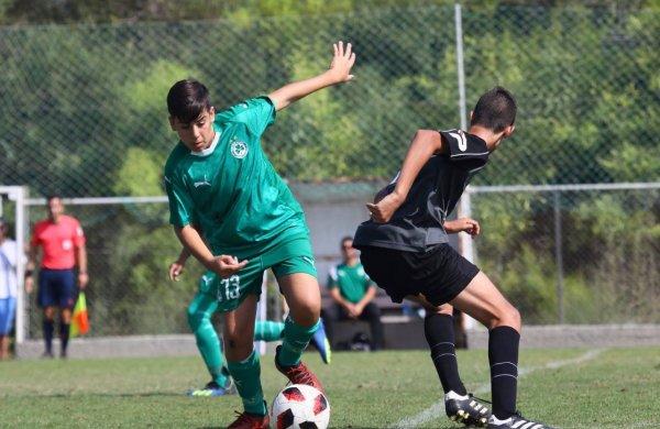ΑΚΑΔΗΜΙΑ | Τρίτη διαδοχική νίκη για την ΟΜΟΝΟΙΑ U13, επικράτησε του Οθέλλου