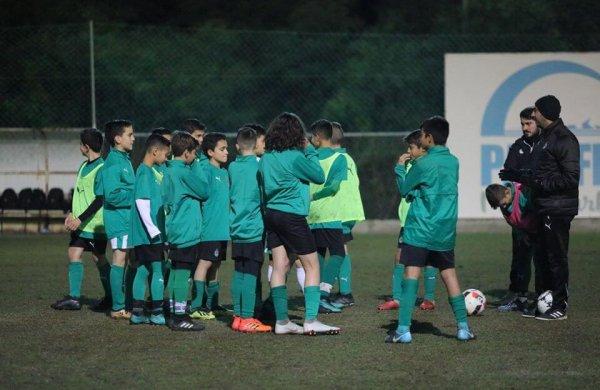 ΑΚΑΔΗΜΙΑ | Ισοπαλία 3-3 για την ΟΜΟΝΟΙΑ U13