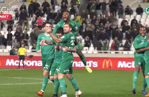 Παρακάμερα | ΟΜΟΝΟΙΑ – Νέα Σαλαμίνα 3-1 (17η αγωνιστική 2018-19)
