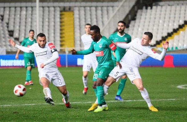 Match Report: Έμεινε στο 1-1 το παιχνίδι στο ΓΣΠ με τον Απόλλωνα