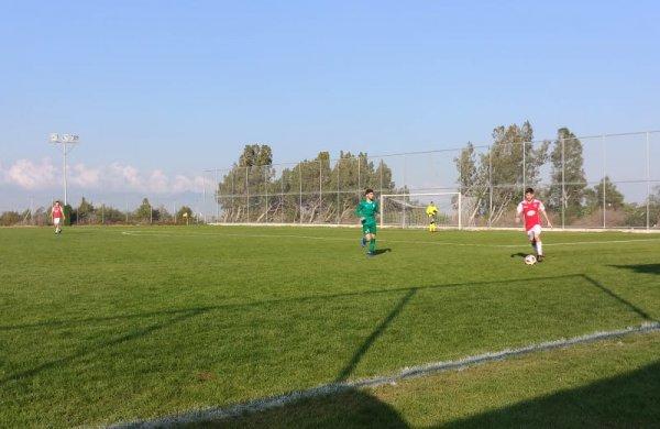 ΤΕΛΙΚΟ ΣΚΟΡ: U19 | OMONOIA – ΝΕΑ ΣΑΛΑΜΙΝΑ 0-1