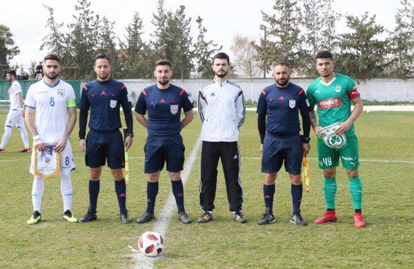 Φιλικό προετοιμασίας απέναντι στην Εθνική Κύπρου U21