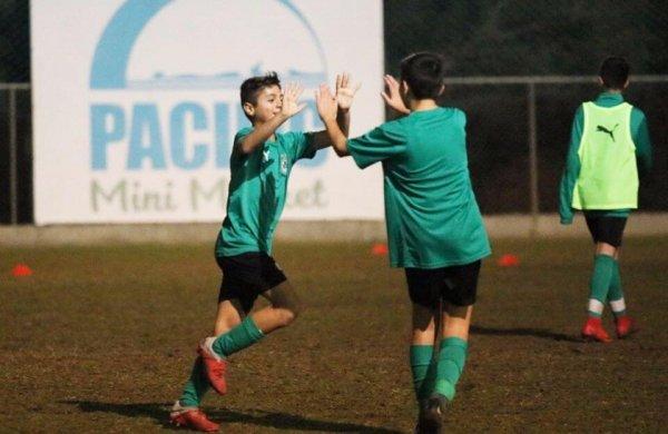ΑΚΑΔΗΜΙΑ | Στόχος η πρώτη νίκη στη δεύτερη φάση για την ΟΜΟΝΟΙΑ U13