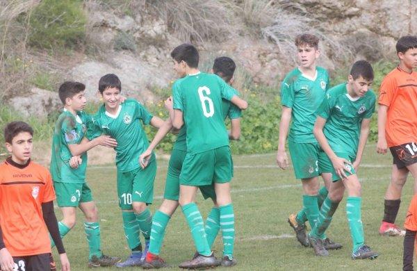 ΑΚΑΔΗΜΙΑ | Τρίτη σερί νίκη για την ΟΜΟΝΟΙΑ U14, 4-0 την ΑΕΛ!
