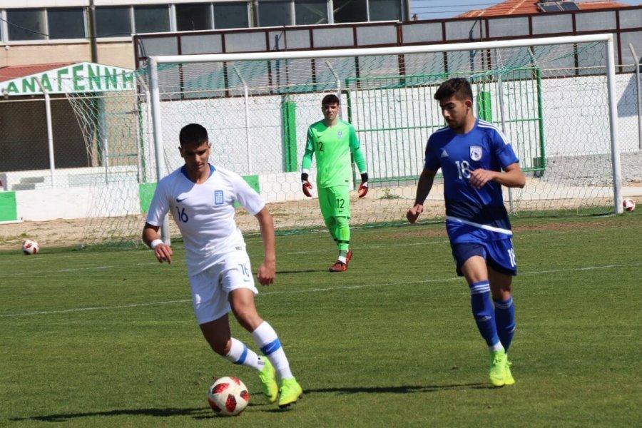 ΑΚΑΔΗΜΙΑ | Έντονη η «πράσινη» παρουσία στα φιλικά της Εθνικής Κύπρου U19 και U15