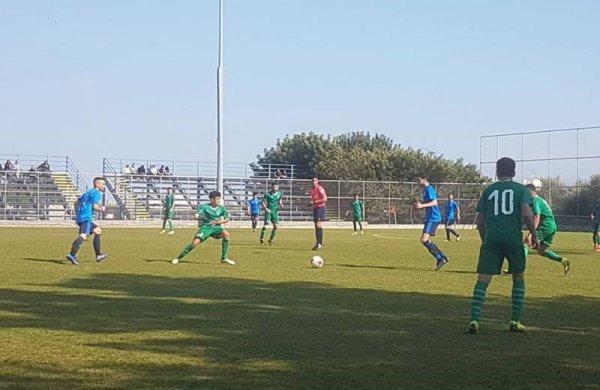 ΑΚΑΔΗΜΙΑ | Αποκλεισμός από το κύπελλο για την ΟΜΟΝΟΙΑ U19