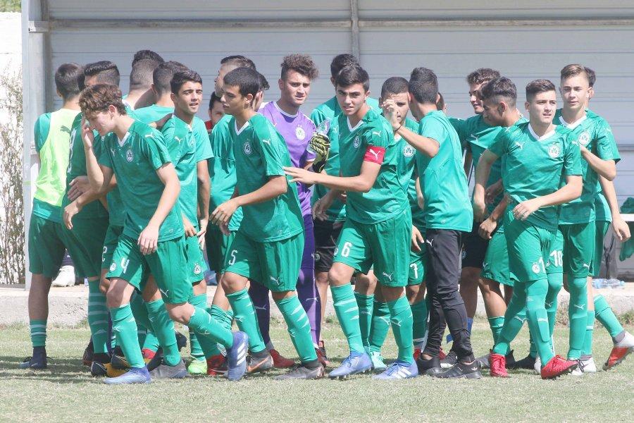 ΑΚΑΔΗΜΙΑ | Ισοπαλία στη Λεμεσό για την ΟΜΟΝΟΙΑ U17