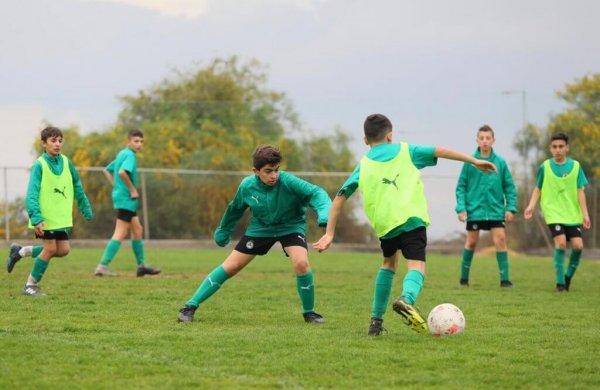 ΑΚΑΔΗΜΙΑ | Με νίκη 0-3 ολοκλήρωσε τις υποχρεώσεις της η ΟΜΟΝΟΙΑ U13