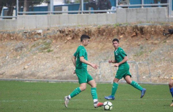 ΑΚΑΔΗΜΙΑ | Δύσκολος εκτός έδρας αγώνας για την ΟΜΟΝΟΙΑ U16