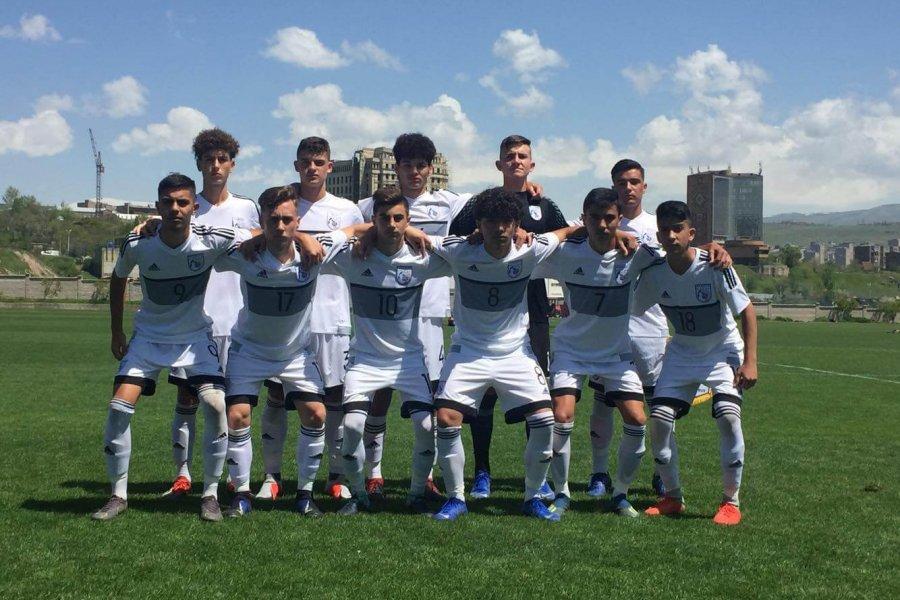 ΑΚΑΔΗΜΙΑ   Επτά «πράσινοι» στα φιλικά των Εθνικών ομάδων U19 και U15