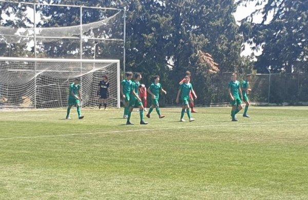 ΑΚΑΔΗΜΙΑ | Διπλό με έξι γκολ για την ΟΜΟΝΟΙΑ U15, σταθερά στην πρώτη θέση