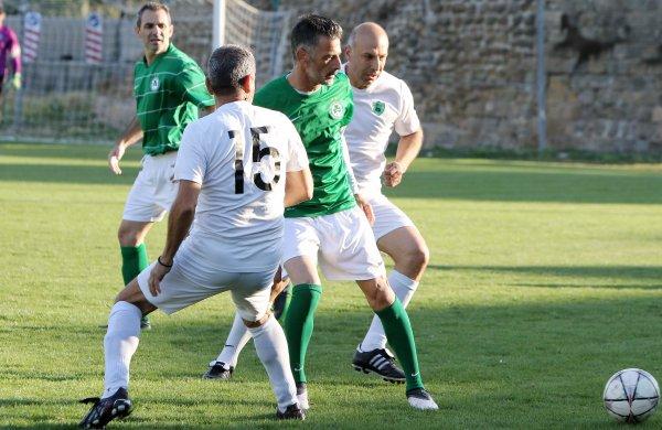 ΠΑΛΑΙΜΑΧΟΙ | Νίκη με 4-0 για τους Παλαίμαχους της ΟΜΟΝΟΙΑΣ επί της Σολιάς