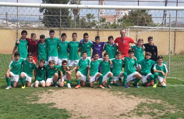 ΑΚΑΔΗΜΙΑ | Κατέκτησε αήττητη το Περιφερειακό Πρωτάθλημα και στους «4» του Παγκυπρίου η ΟΜΟΝΟΙΑ U13 (κλιμάκιο Λεμεσού)!