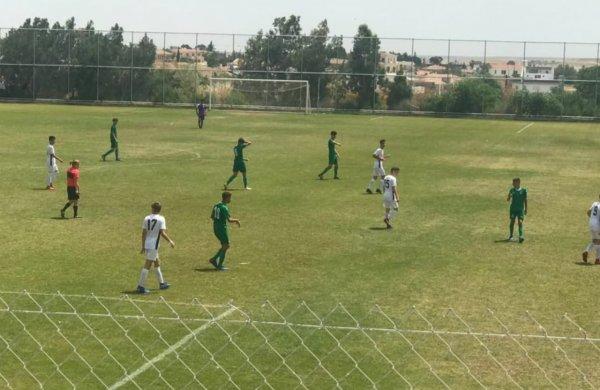 ΑΚΑΔΗΜΙΑ | Σημαντική νίκη με δέκα παίκτες για την πρωτοπόρο OMONOIA U15