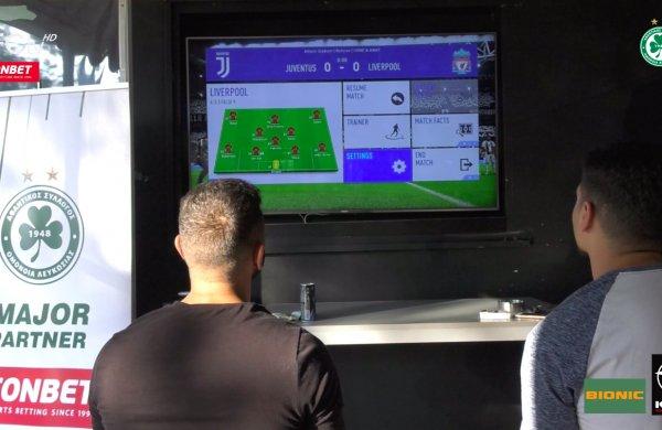Επιτυχημένο το FONBET FIFA TOURNAMENT!