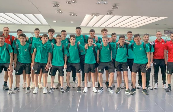 ΑΚΑΔΗΜΙΑ   Θετική παρουσία για την πρωταθλήτρια ΟΜΟΝΟΙΑ U15 στην Γερμανία!
