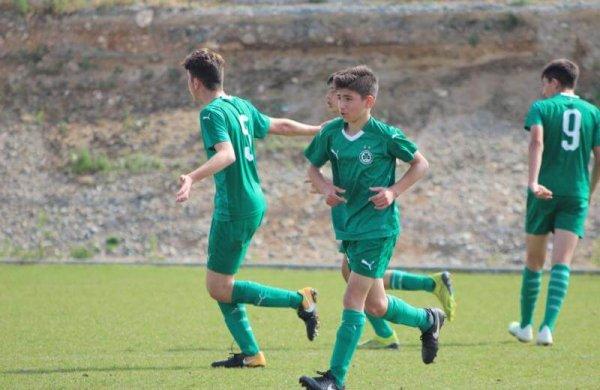 ΑΚΑΔΗΜΙΑ |  Ολοκλήρωσε τη σεζόν με νίκη 5-1 επί του Απόλλωνα η ΟΜΟΝΟΙΑ U14