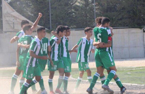 ΑΚΑΔΗΜΙΑ | Μεγάλη νίκη για την ΟΜΟΝΟΙΑ U16, 0-3 την ΑΕΚ