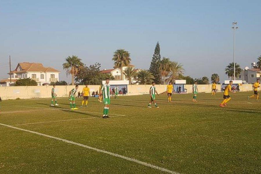 ΑΚΑΔΗΜΙΑ | «Διπλό» στην Λεμεσό επί της ΑΕΛ για την ΟΜΟΝΟΙΑ U19!