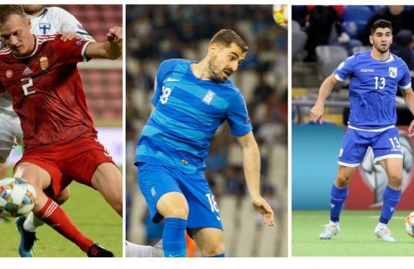 Οι υποχρεώσεις των διεθνών ποδοσφαιριστών μας