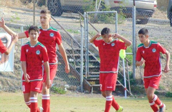 ΑΚΑΔΗΜΙΑ | Δραματική νίκη για την ΟΜΟΝΟΙΑ U15